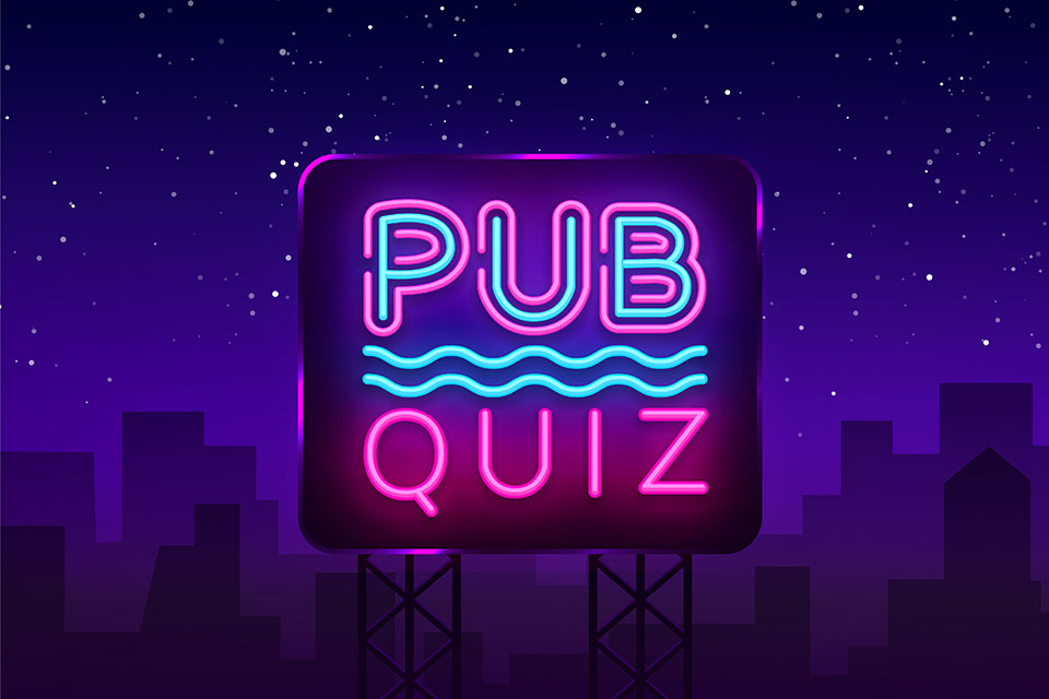 Quiz Night at the Pack Horse