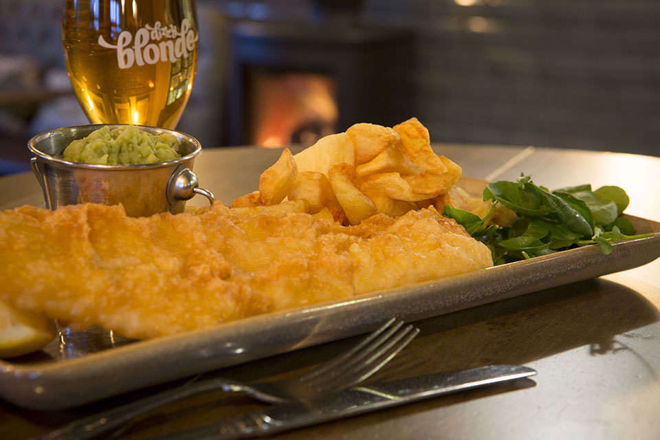 Satisfying pub food for Alderley Edge